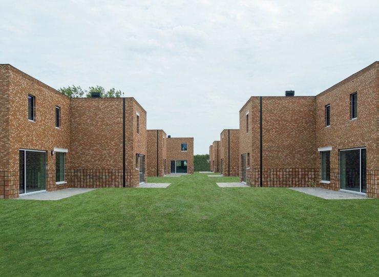 Projet Baanhof - Ostende dans la magazine PLAN 09